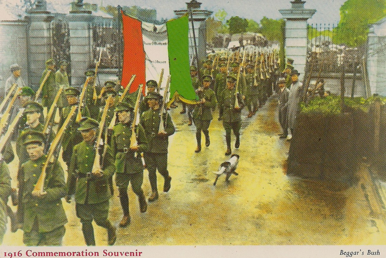 Commemorating the Easter Rising 1916 in 1966